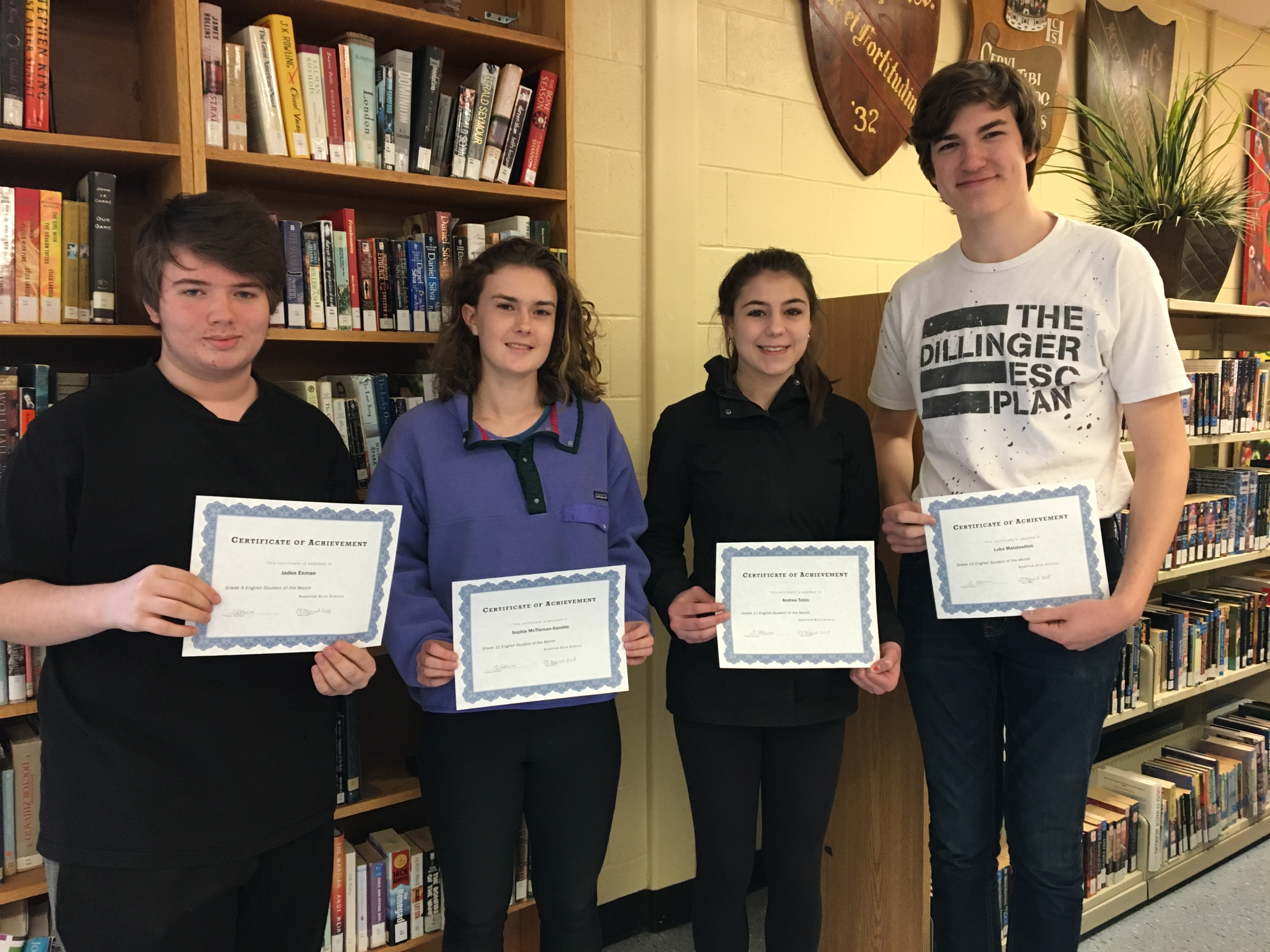HHS English Students of the Month March 2018.JPG