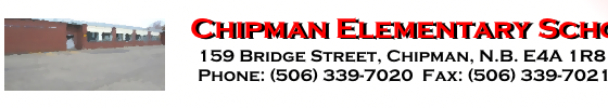 chipman Web Site