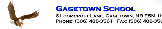 gagetown Web Site