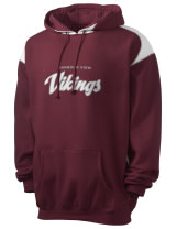 Mens Maroon Hooded Sweat Shirt.jpg