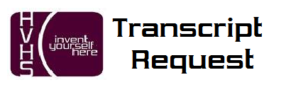 Request a transcript via email